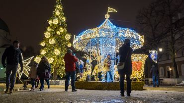 Pogoda na święta i Sylwestra. Jaka będzie Wigilia i Boże Narodzenie? (zdjęcie ilustracyjne)