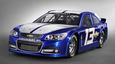 NASCAR 2013 Chevrolet SS
