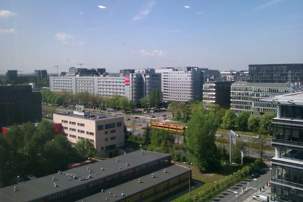Kompleks biurowy Empark na Służewcu