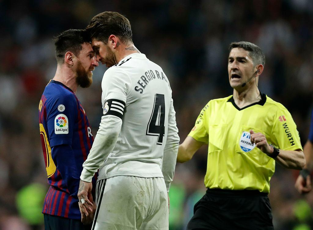 Sergio Ramos przyznał się do błędu podczas meczu z Ajaxem
