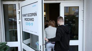 Szczepienia populacyjne ma realizować także klinika na Pomorzanach w Szczecinie