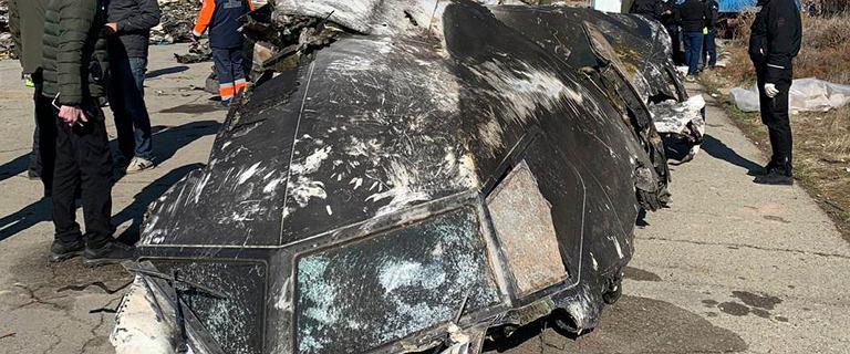 Zestrzelenie ukraińskiego samolotu. Iran prosi o nieupolitycznianie