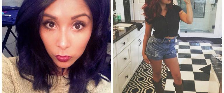 Metamorfoza gwiazdy Ekipa z New Jersey Nicole Snooki Polizzi Schudłam 20 kilogramów