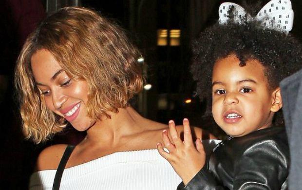 Beyonce pokazała córkę zwiastunie nowego klipu.