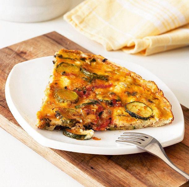 Frittata z cukinią - przebój kuchni włoskiej