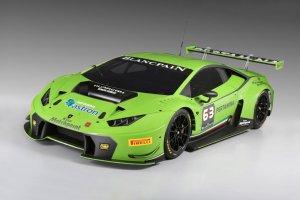 Lamborghini Huracan GT3 | Stwór z Sant'Agata Bolognese