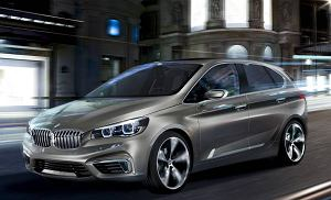BMW Active Tourer Outdoor - Wideo