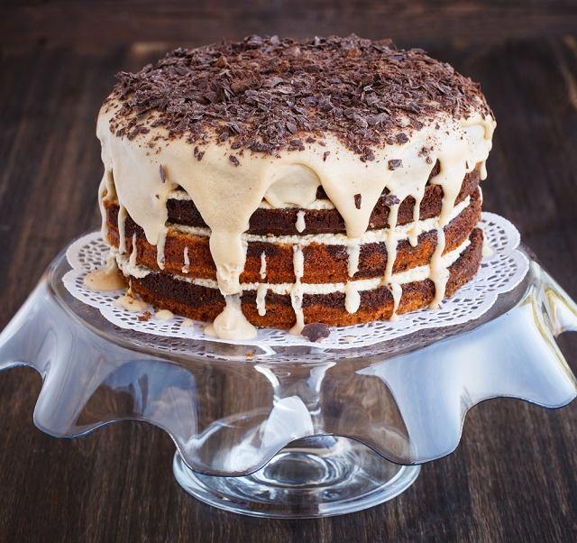 Bakalland - Tort Noworoczny