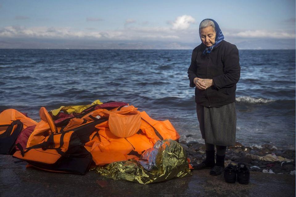 Lekarz-ochotnik na Lesbos: Bez uchodźców nasz pobyt tu nie ma sensu. W końcu się spakujemy i pojedziemy tam, gdzie będziemy potrzebni. Może na granicę z Macedonią?