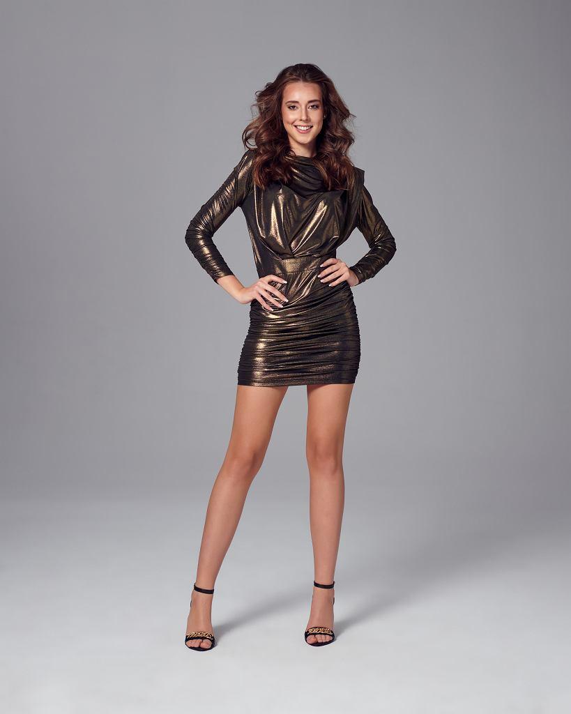 Finał Miss Polonia 2020 ; 20. Cindy Baranowska
