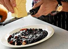 Czarne risotto z dynią - ugotuj