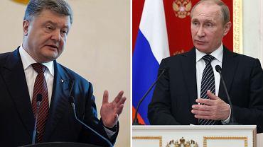 Petro Poroszenko polecił podwyższenie gotowości bojowej wszystkich ukraińskich oddziałów w pobliżu Krymu i w Donbasie. Oskarżający zaś Kijów o dywersję i terror Władimir Putin zwołał Radę Bezpieczeństwa