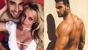 Britney Spears z chłopakiem