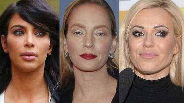 Kim Kardashian, Uma Thurman, Doda
