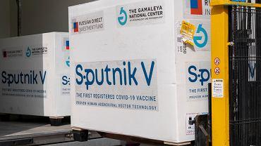 Premier Słowacji żartuje, że za rosyjską szczepionkę obiecał część Ukrainy