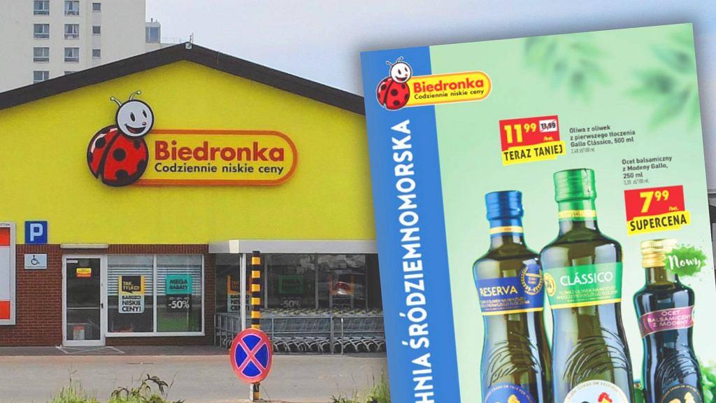Biedronka gazetka 30.07-5.08 2018.