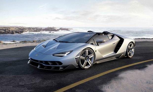 Lamborghini podłączyć