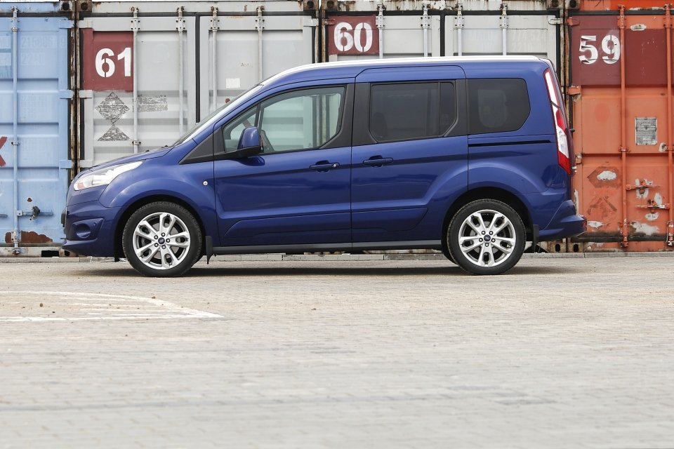 Ford Tourneo Connect 1.6 TDCi Titanium