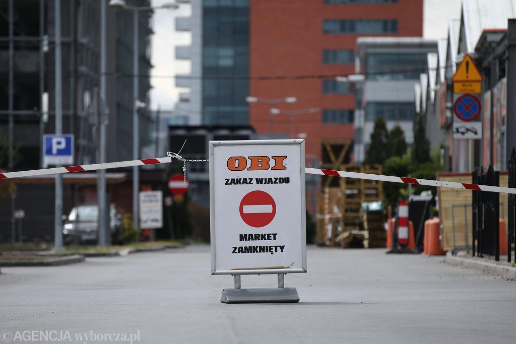 Rząd wprowadza nowe obostrzenia. Markety budowlane będą zamknięte