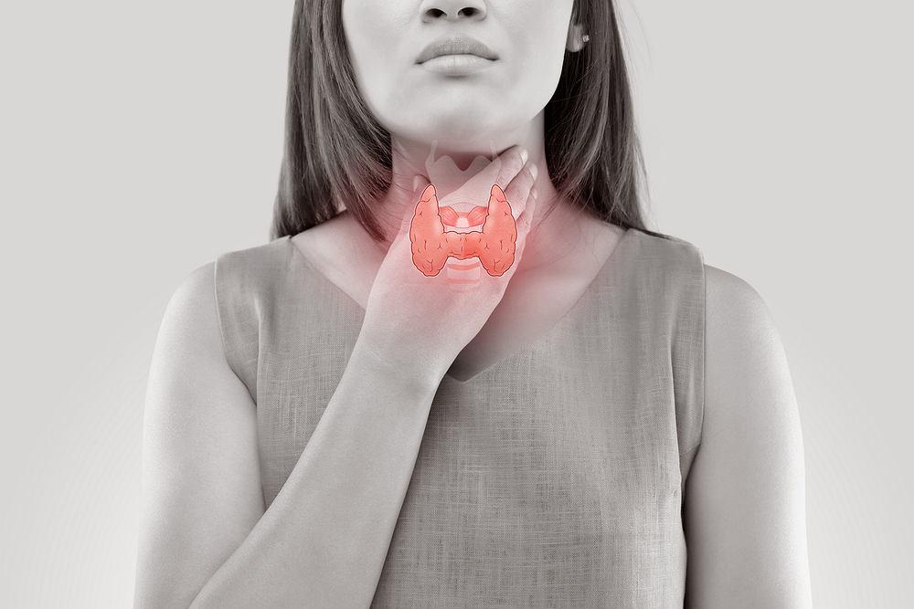 Niedoczynność tarczycy, zespół objawów wywołanych niedoborem hormonów produkowanych przez tarczycę, to najczęstsza nieprawidłowość tego organu.
