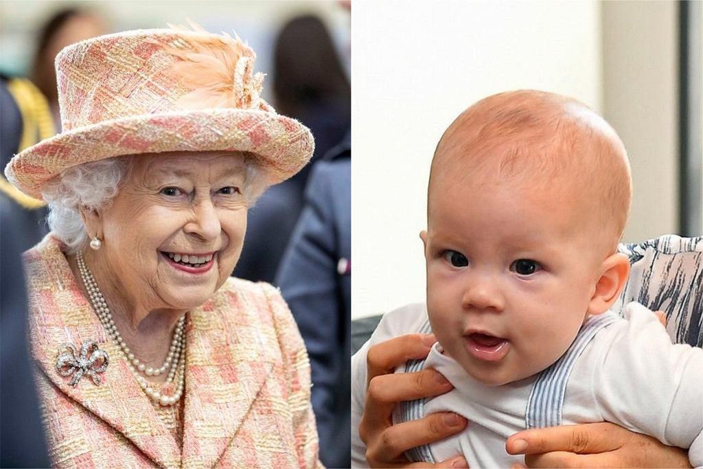 Królowa Elżbieta II obchodziła 94. urodziny. Życzenia złożył też Archie
