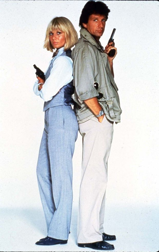DEMPSEY AND MAKEPEACE [BR 1985-1986]  GLYNIS BARBER, MICHAEL BRANDON     Date: