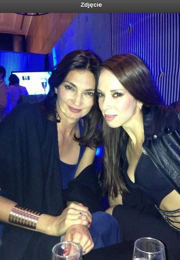 Mariana Arias i Victoria Onetto