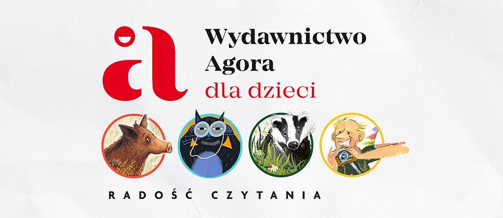 Wydawnictwo Agora dla dzieci