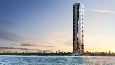 Wizualizacja wieżowca Bentley, Miami