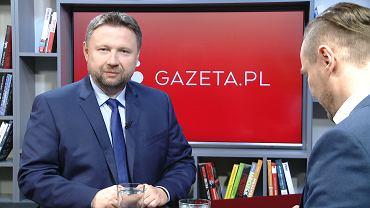 Poseł PO Marcin Kierwiński
