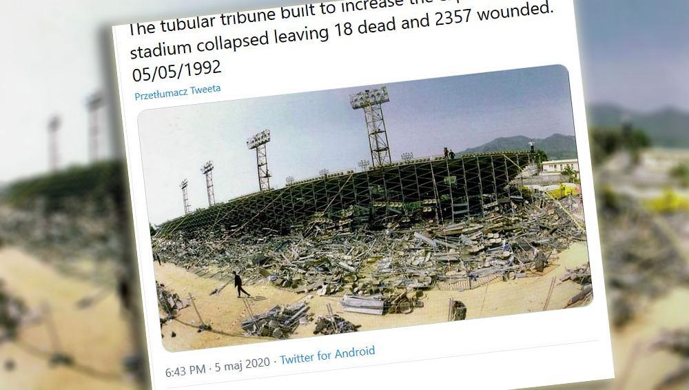 Tragedia na Furiani
