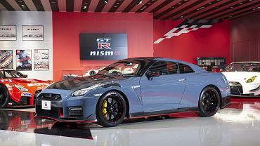 Nissan GT-R Nismo - najnowsza wersja oficjalnie pokazana