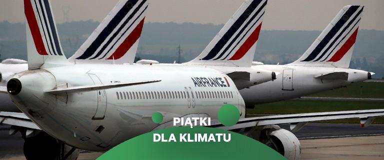 Podróżni na tory. Francja zakazuje lotów na krótkich trasach