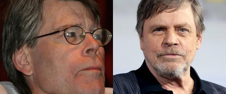 "Mark Hamill i Stephen King rozprawiają nad krakowskim ""lagunem"""