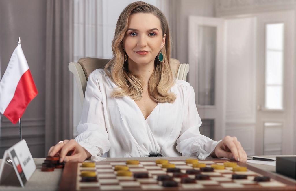 Natalia Sadowska - jedna z zaledwie dwóch Polek posiadających tytuł arcymistrzyni. Męskiego arcymistrza w Polsce nie mamy