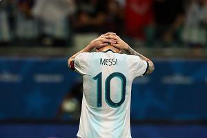 Argentyna nadal słaba w Copa America. Messi, VAR i bramkarz ratują remis, reszta jest cierpieniem