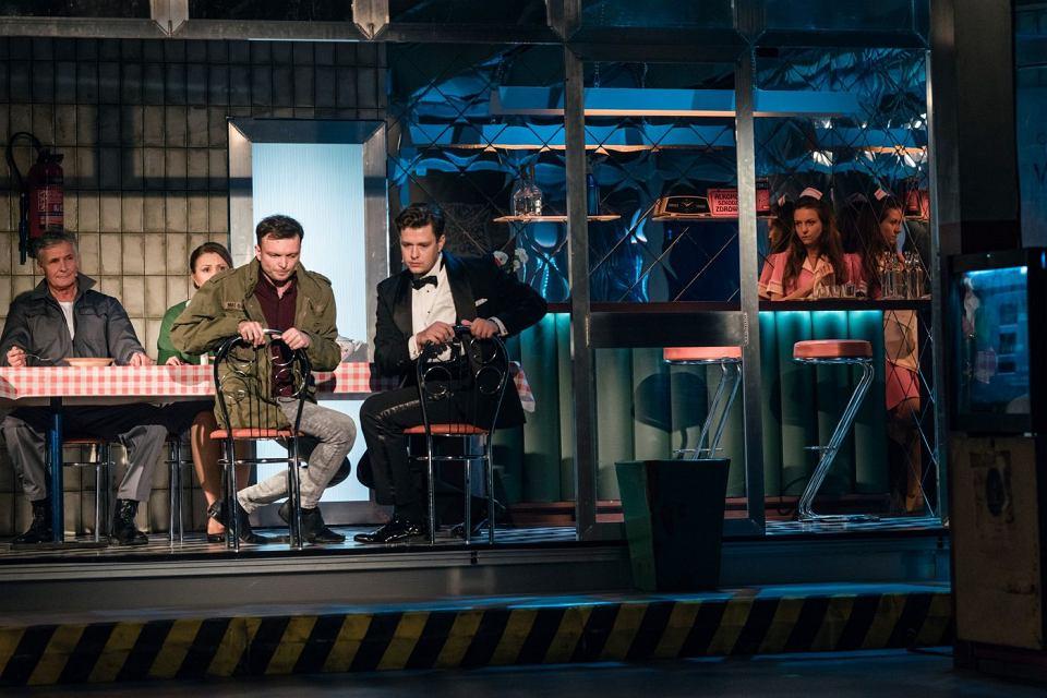 Fotos ze spektaklu 'Ślub' w Teatrze Zagłębia w Sosnowcu