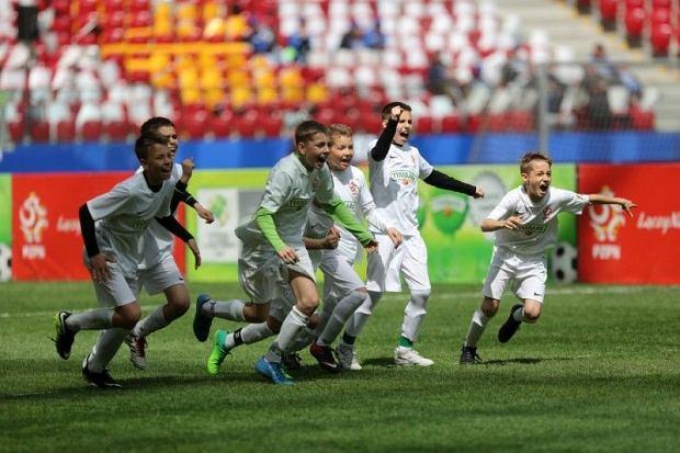 Wielki finał XVII turnieju z Podwórka na Stadion o Puchar Tymbarku