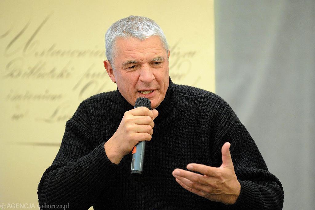 Andrzej Stasiuk. Po ponad 10 latach ukazuje się jego nowa powieść 'Przewóz'