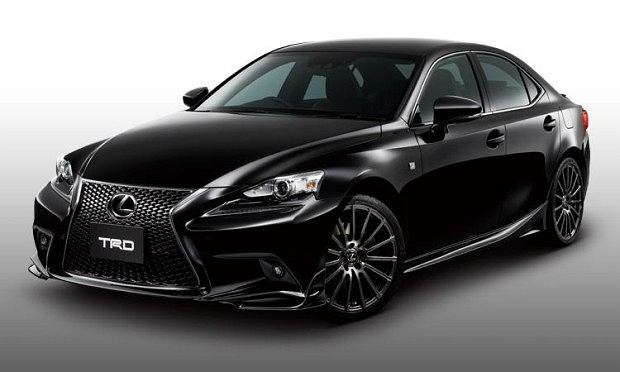 Lexus IS od TRD