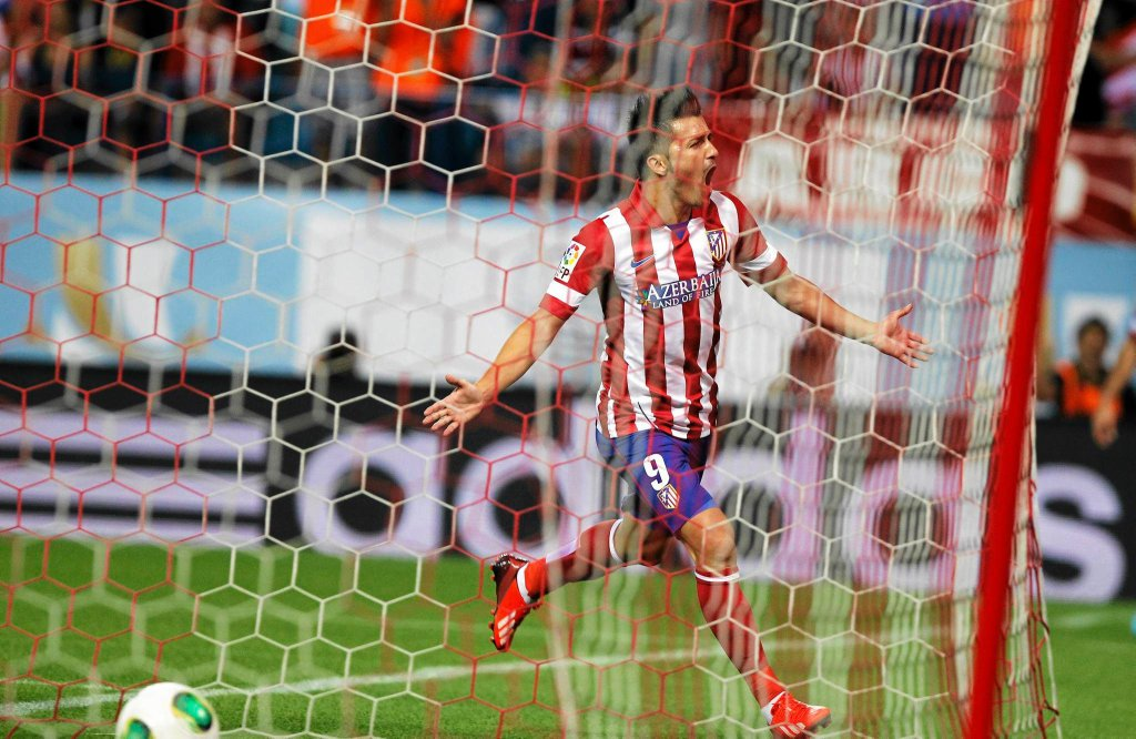 Atletico Madryt - Barcelona 1:1