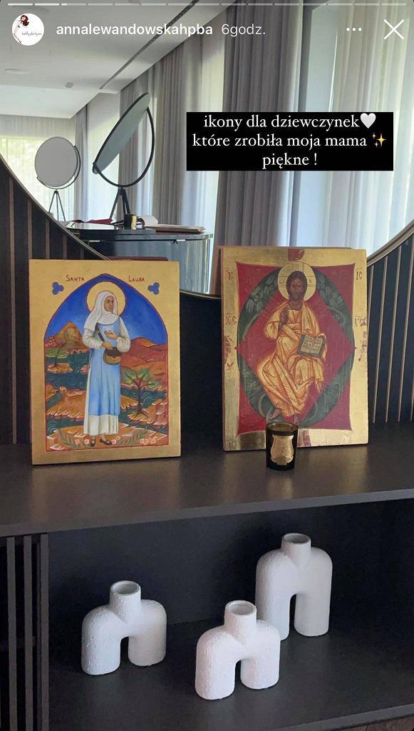 Lewandowscy ochrzcili dziecko? Ania cała na biało pokazała piękne zdjęcia z uroczystości