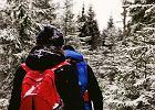 Zimowe wycieczki w polskich górach - jak ubrać się na trekking?