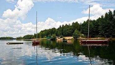 Zalew Nakło-Chechło (fot. Piotr Błaszczyk/Wikimedia Commons)