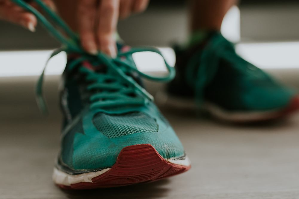 Buty do biegania najlepiej wybierać po konsultacji z ortopedą.