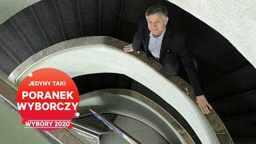 Andrzej Zybertowicz w Poranku Wyborczym TOK FM