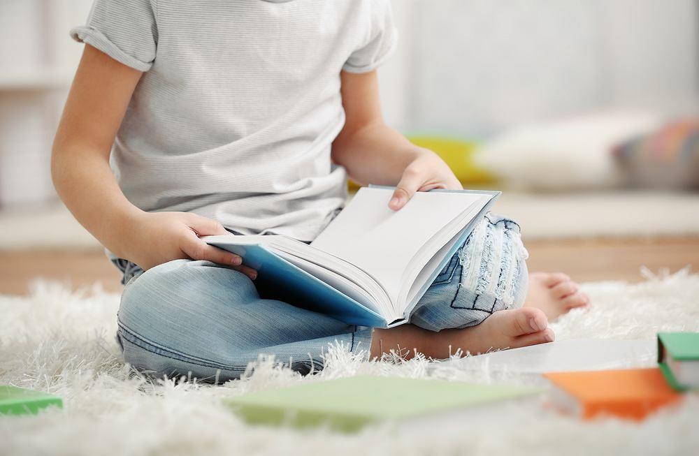 Książki dla 5-latka. Zdjęcie ilustracyjne