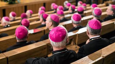 15.10.2017, Lublin, polscy biskupi na inauguracji roku akademickiego na KUL-u.