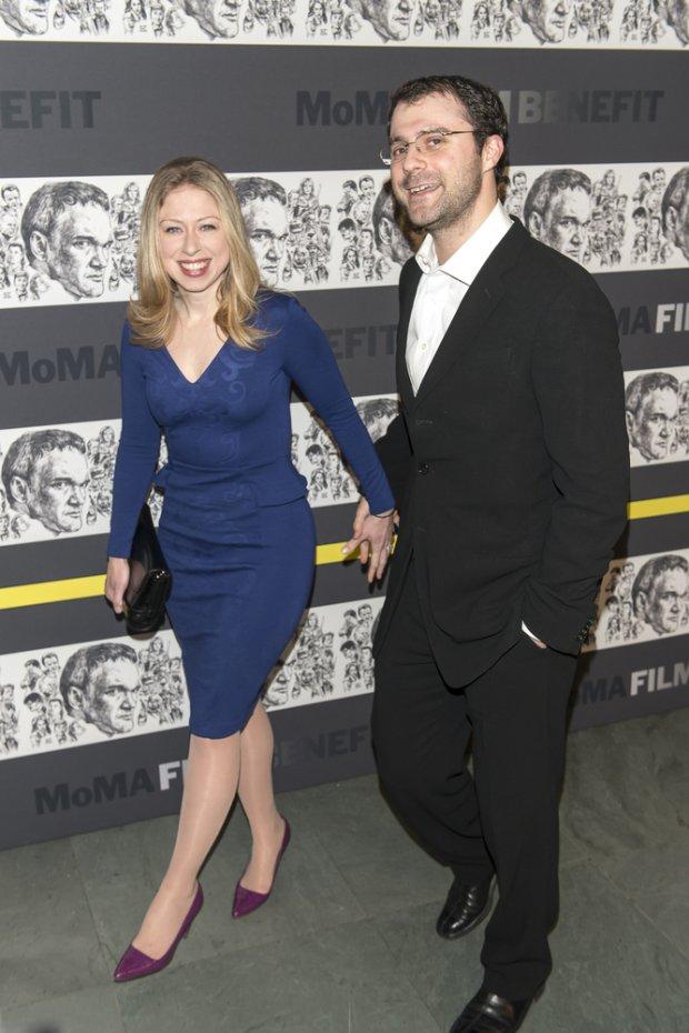 Chelsea Clinton i Mark Mezvinsky.