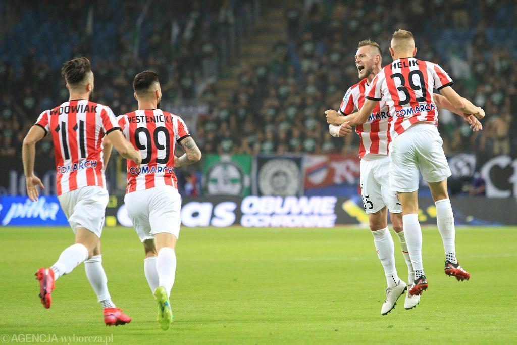 Arena Lublin. Finał Pucharu Polski sezonu 2019/2020. Cracovia - Lechia Gdańsk 3:2